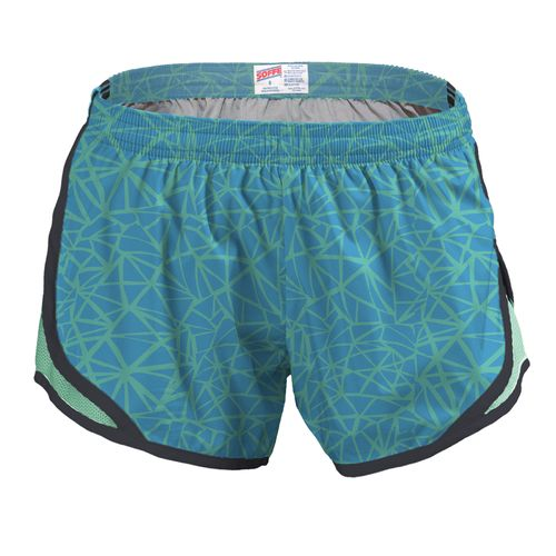 Soffe Juniors' Print Shorty Short
