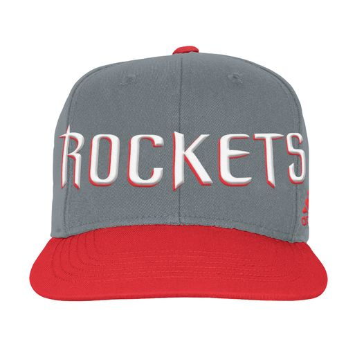 adidas™ Boys' Houston Rockets On-Court Cap
