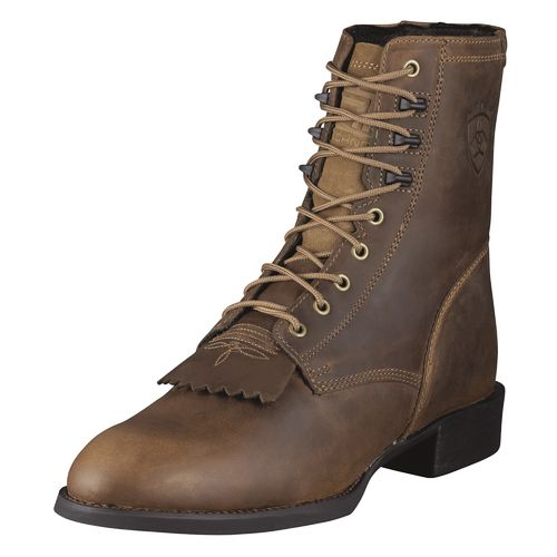 Ariat Men's Heritage Lacer Roper Boots - view number 2