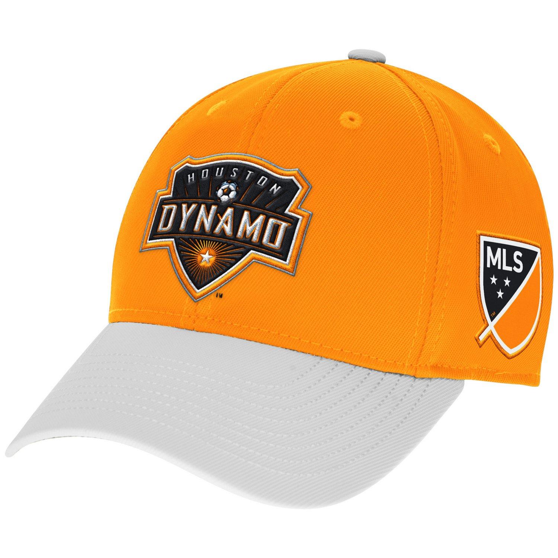 adidas™ Men's Houston Dynamo Authentic Team Structured Flex Cap
