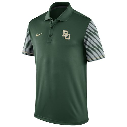 Nike Men's Baylor University Early Season Polo Shirt