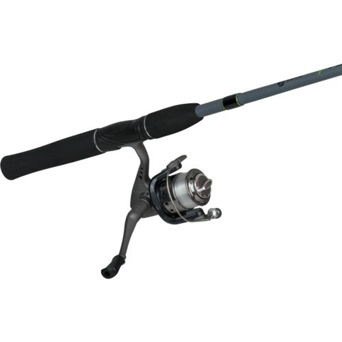 South Bend Raven 6 ft M 6-Piece Spinning Rod and Reel Combo Travel Pack - view number 5