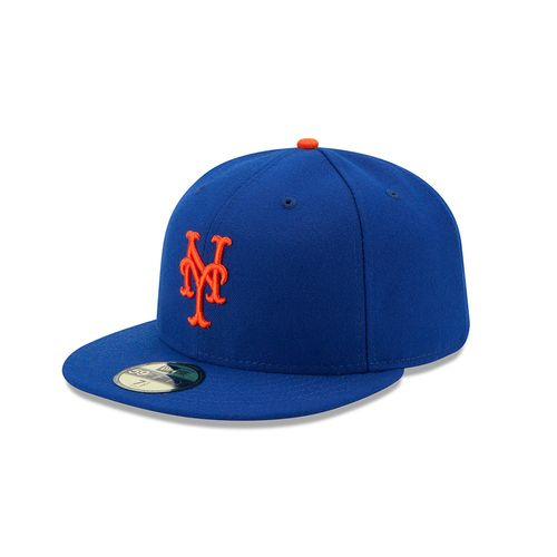 New Era Men's New York Mets 2016 59FIFTY Cap - view number 1