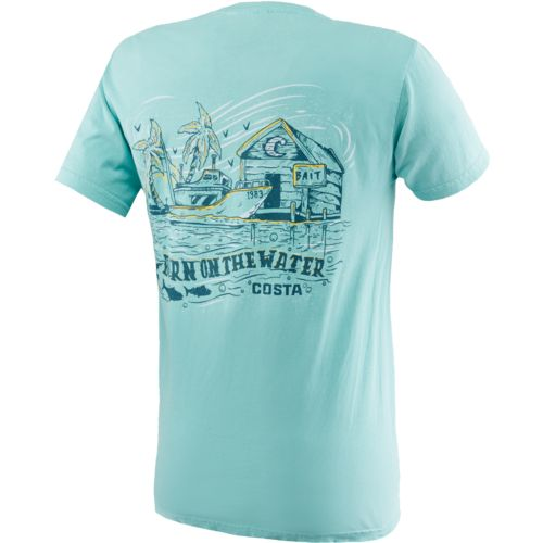 Costa Del Mar Adults' Locals Short Sleeve T-Shirt