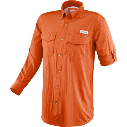 Magellan Outdoors™ Men's Long Sleeve Coastal Chill Fishing