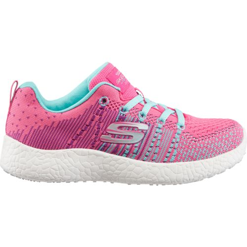 Display product reviews for SKECHERS Girls' Burst Ellipse Shoes