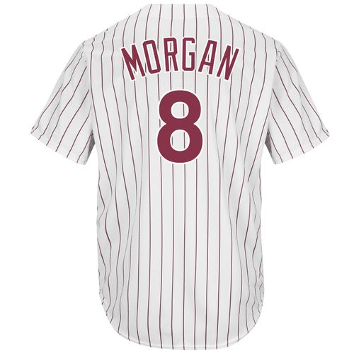 Majestic Men's Philadelphia Phillies Joe Morgan #8