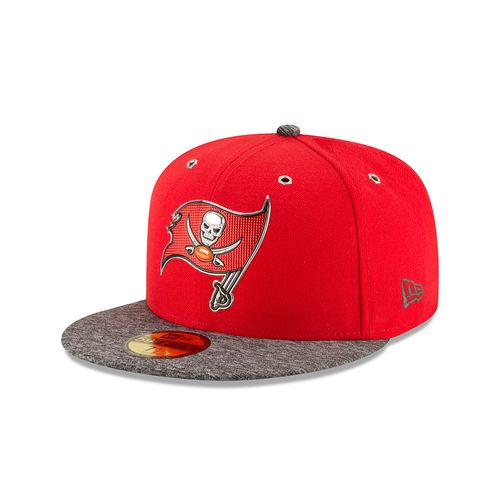 New Era Men's Tampa Bay Buccaneers 59FIFTY® 2016 NFL Draft Cap