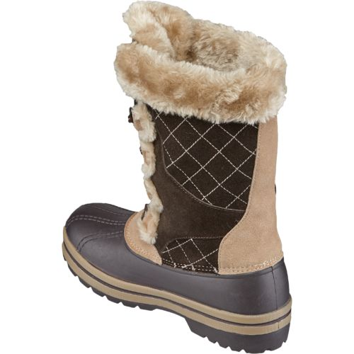 Magellan Outdoors Women's Suede Pac II Boots - view number 3