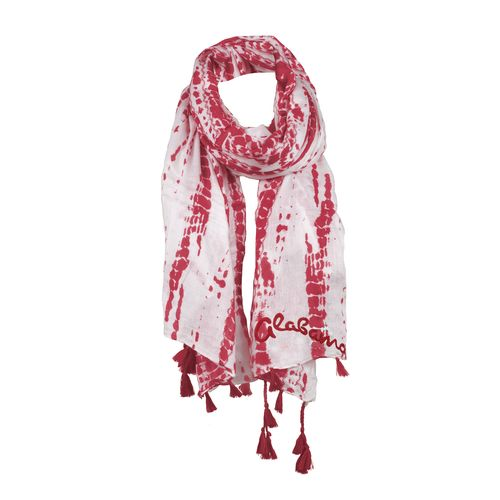 Chicka-d Women's University of Alabama Tie Dye Scarf