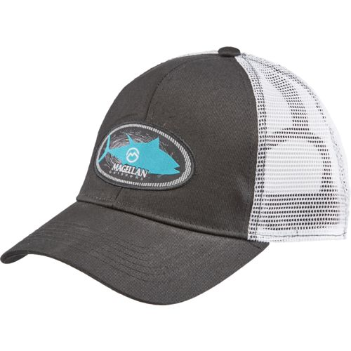 Magellan Outdoors™ Men's Tuna Oval Trucker Hat