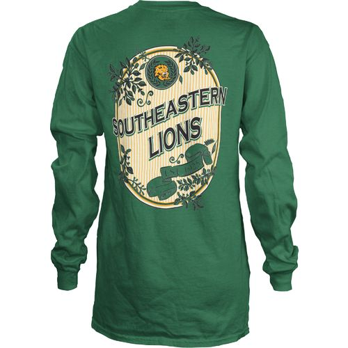 Three Squared Juniors' Southeastern Louisiana University Maya Long Sleeve T-shirt