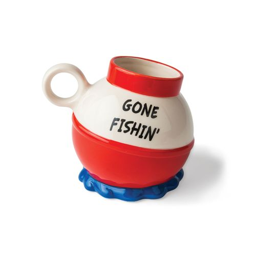 Display product reviews for BigMouth Gone Fishin' 20 oz. Bobber Mug