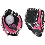 Rawlings Youth Players Series 9 in T-ball Glove with Ball - view number 1