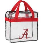 Forever Collectibles™ University of Alabama Clear Messenger Bag