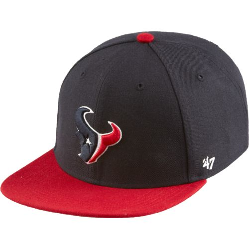 '47 Houston Texans Lil Shot 2-Tone Captain Cap