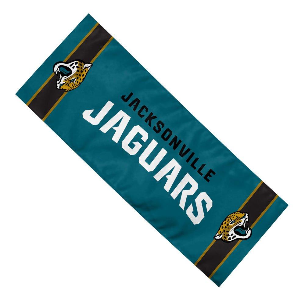 Mission Athletecare Jacksonville Jaguars Microfiber Cooling Towel