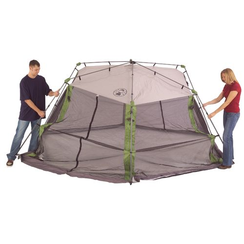 Display product reviews for Coleman® 15' x 13' Screened Canopy