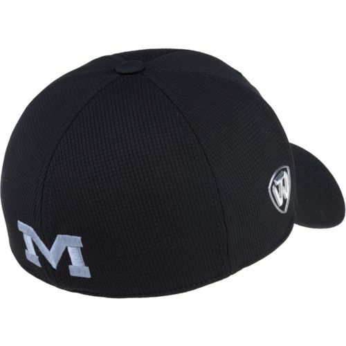 Top of the World Men's University of Mississippi Booster Plus Tonal Cap - view number 2