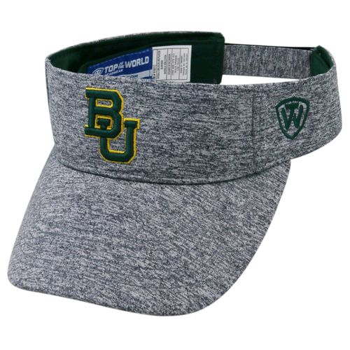 Top of the World Men's Baylor University Steam Visor