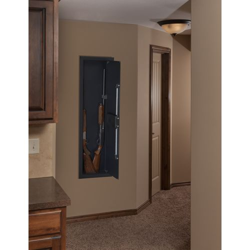 Stack-On 2-Gun Long Gun In-Wall Safe