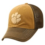 Top of the World Men's Clemson University Incog 2-Tone Adjustable Cap
