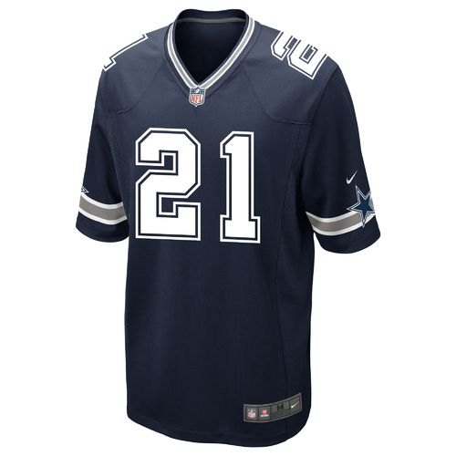 Nike™ Men's Dallas Cowboys Ezekiel Elliott #21 Replica Game Jersey - view number 2