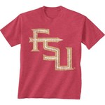 New World Graphics Men's Florida State University Alt Graphic T-shirt