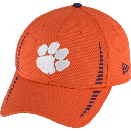 New Era Men's Clemson University 9FORTY Speed Adjustable