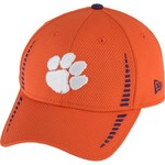 New Era Men's Clemson University 9FORTY Speed Adjustable Cap