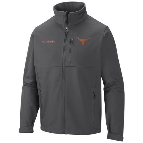 We Are Texas Men's University of Texas Ascender Softshell Jacket