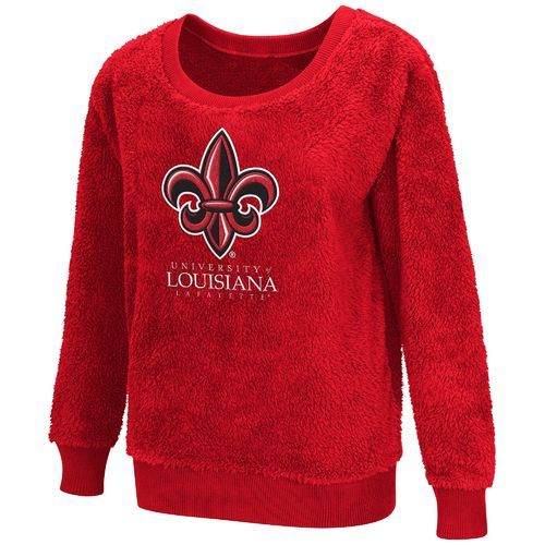 G-III for Her Women's University of Louisiana at Lafayette Sherpa Guide Pullover