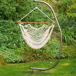 Algoma Cotton Rope Hanging Chair - view number 4