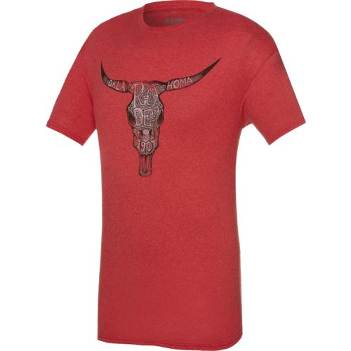 Academy Sports + Outdoors™ Men's Oklahoma State Love T-shirt