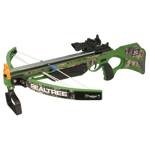 NKOK Realtree Compound Crossbow Set