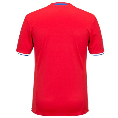 adidas Adults' FC Dallas Replica Short Sleeve Jersey - view number 2