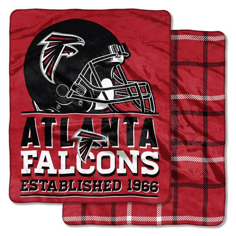 The Northwest Company Atlanta Falcons I-Cloud Throw