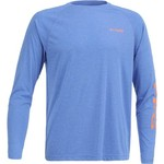 Columbia Sportswear Men's Terminal Tackle Heather Long Sleeve Shirt - view number 1