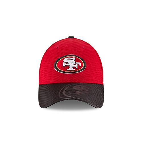 New Era Men's San Francisco 49ers NFL16 39THIRTY Cap - view number 7