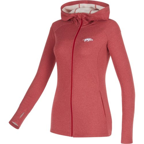 Columbia Sportswear Women's University of Arkansas Saturday Trail™ Hooded Jacket