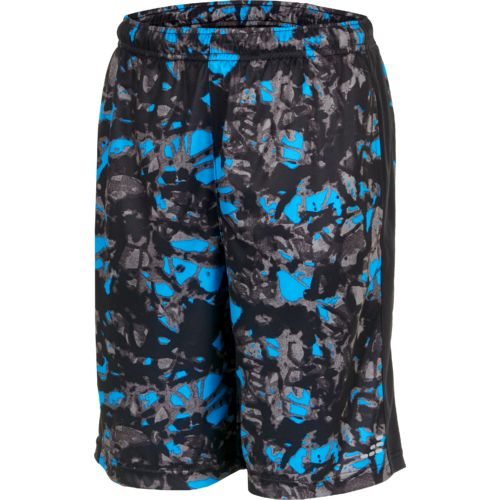 BCG Boys' Printed Turbo Training Short