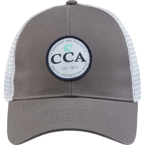 CCA™ Men's Woven Patch Trucker Cap