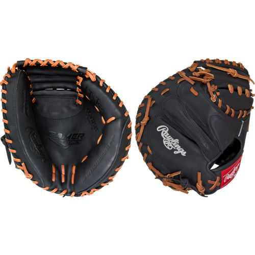 "Rawlings® Adults' Gamer 32.5"" Catcher's Mitt"