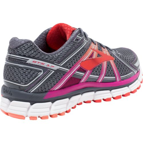 Brooks Women's Adrenaline GTS 17 Wide Running Shoes - view number 4