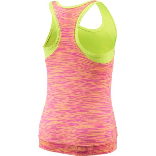BCG Girls' Twofer Space Dye Tank Top - view number 2