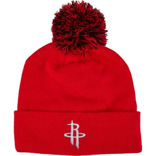 adidas™ Boys' Houston Rockets Cuffed Knit Cap