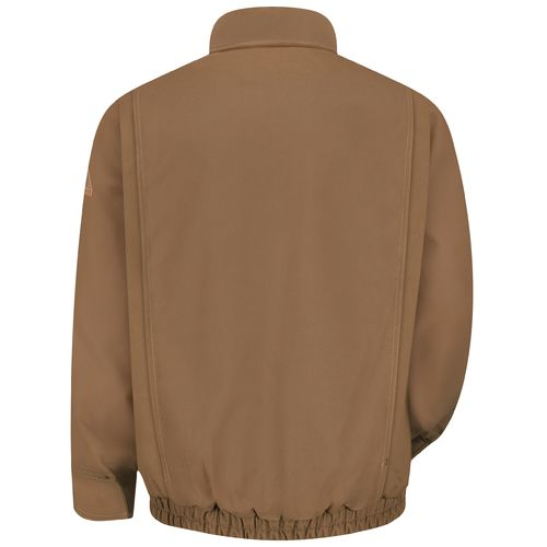 Bulwark Men's Flame Resistant Duck Lined Bomber Jacket - view number 2
