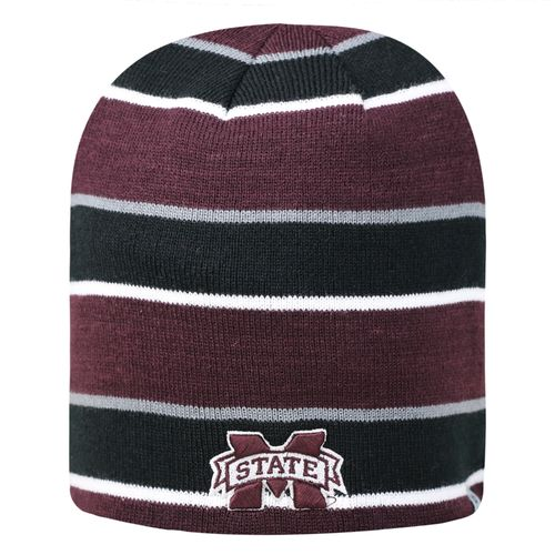 Top of the World Men's Mississippi State University Disguise Reversible Knit Cap
