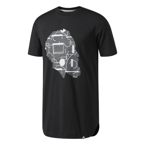 adidas Men's Harden Badge T-shirt