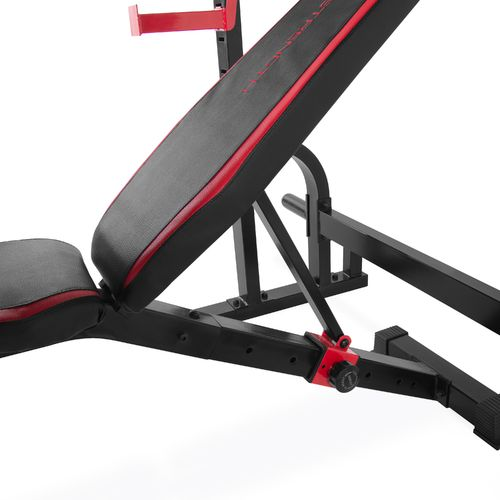 CAP Strength Olympic Bench with Preacher Pad and Leg Developer - view number 6